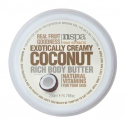 Body Butter Cocos 200 ml